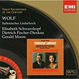 Wolf : Italienisches Liederbuch (Coll. Great Recordings Of The Century)