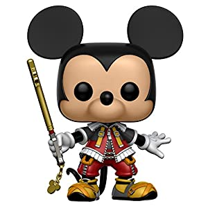Funko Pop Mickey (Kingdom Hearts 261) Funko Pop Kingdom Hearts