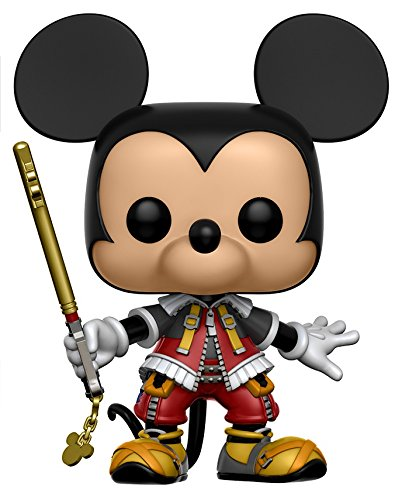 Funko Pop! Kingdom Hearts de Mickey