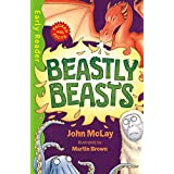 Early Reader Non Fiction: Beastly Beasts (English Edition)