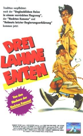 Drei lahme Enten [VHS]