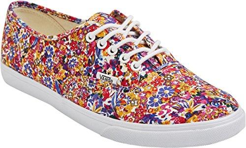 Vans  U Authentic Lo Pro Leopard, Baskets montantes femme - Ditsy Floral