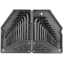 JJONLINESTORE–30chiave a brugola esagonali metriche, breve braccio