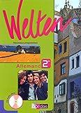 WELTEN 2DE MANUEL + CD AUDIO