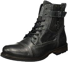 Mustang Men's 4890-503 Ankle Boots, Grey (dunkelgrau), 10.5 UK