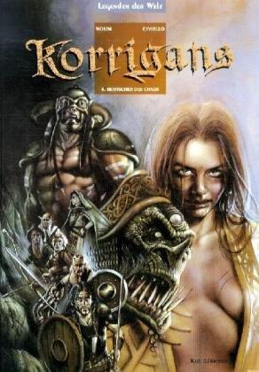 Korrigans 04: Herrscher des Chaos