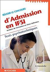 Réussir le concours d'admission en IFSI : Tests psychotechniques