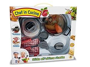 TEOREMA 63810 - Chef de Cocina, Juego de ollas