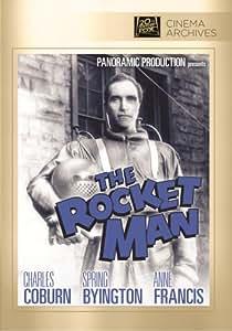 Rocket Man [DVD] [1954] [Region 1] [US Import] [NTSC]