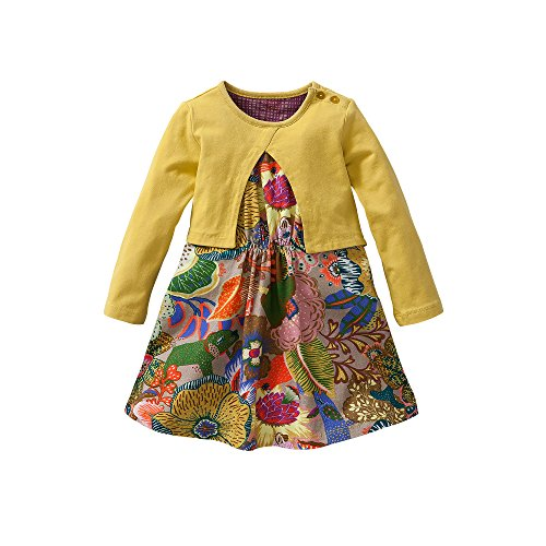 oilily-tzuki-jersey-dress-vestido-ninas-mehrfarbig-green-79-12-meses-80