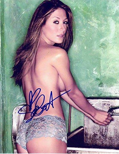 Sasha Alexander Autogramme Signiert 21cm x 29.7cm Foto Plakat