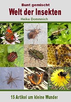 Bunt gemischt - Welt der Insekten von [Dommnich, Heike]