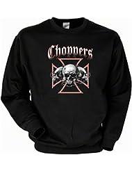 Biker & Motorrad Sweatshirt: Choppers