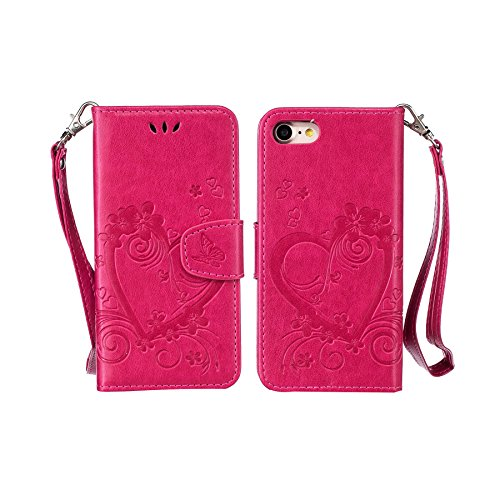 iphone x custodia portafoglio unicorno