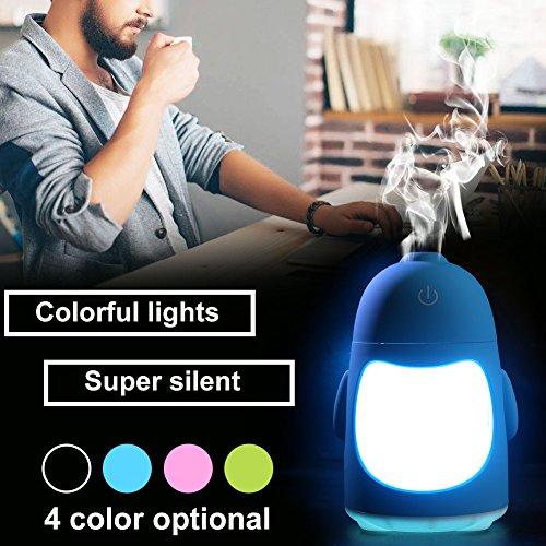 Sedeta-LED-umidificatore-aromaterapia-diffusore-Deodoranti-per-lufficio-camera-da-letto-auto-a-casa