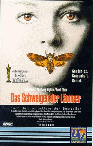 Bild von Das Schweigen der Lämmer [VHS]