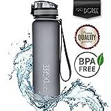 """Trinkflasche """"uberBottle"""" von 720°DGREE - Wasserflasche aus Tritan 1l"""