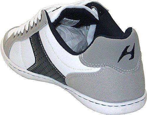 Suo Sneaker white off white 5521, 3200L -04 Bianco (White Off White)