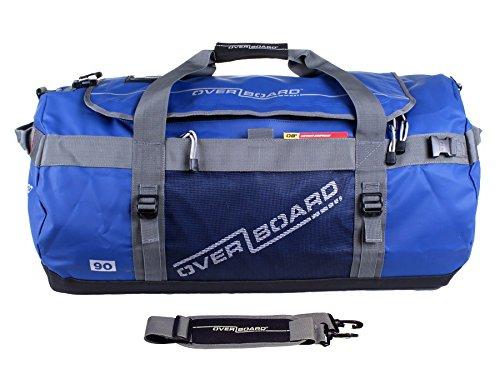 Overboard Wasserdichte Sport Reisetasche Adv Blau