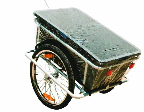 Blue Bird Regenüberzug für Lastenanhänger, transparent,61003000