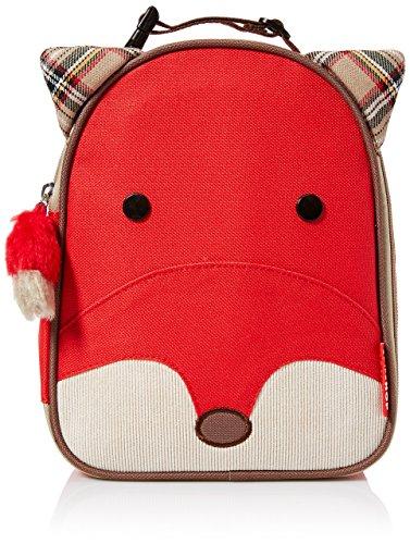 Skip Hop SKI-ZOO-LCH-FOX Kindergartentasche, Motiv Fuchs