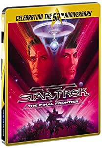 Star Trek 5: L'ultima Frontiera (Steelbook) (Blu-Ray)
