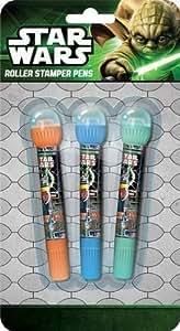 Crayon Tampon Coloriage Star Wars Loisirs Créatifs Pochette Surprise