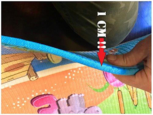 Tappeto Morbido Per Bambini : B tappeto ultra morbido per bambini ideale per il