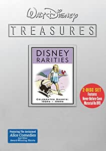 Disney Rarities Celebrated Shorts: 1920s-1960s [DVD] [Region 1] [US Import] [NTSC]