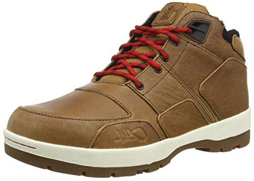 K1X - K1X H1Ke Allxs Le, Alte Scarpe Da Ginnastica da uomo, marrone (brown / egret), 44