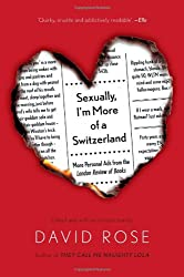 Sexually, I'm More of a Switzerland: Personal Ads from the London Review of Books (Hardback) - Common