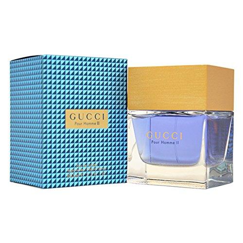Gucci 2 pour homme / men, Eau de Toilette, Vaporisateur / Spray 100 ml, 1er Pack (1 x 100 ml) (Gucci Parfum Für Den Mann)