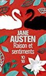 Raison et Sentiments par Austen