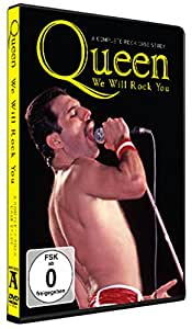 Queen - We Will Rock You - A Complete Rock Study [DVD] [2012]