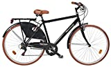 "Girardengo - Bicicleta 28"" Retro Hombre 6 Velocides"