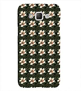 Fuson Premium Back Case Cover Pink floral pattern With black Background Degined For Samsung Galaxy Grand 3 G720::Samsung Galaxy Grand Max G720