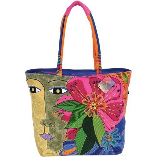 laurel-burch-laurel-burch-shoulder-tote-zipper-top-19-1-2-inch-by-7-inch-by-15-1-2-inch-blossoming-s