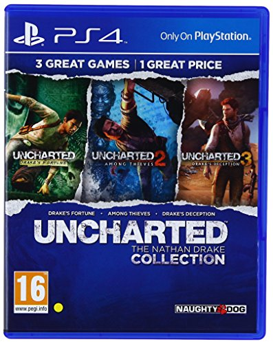 Uncharted – The Nathan Drake Collection (PS4)