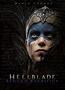 Hellblade: Senua's Sacrifice - Imported Video Game Wall Poster Print - 30CM X 43CM Brand New Xbox PS4