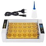24Eier Inkubator Temperatur-Kontrolle Digital Auto Hatcher fruchtbarer für Küken, Ente, Wachtel oder andere Eier von Geflügel