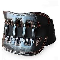 del condensador de ajuste del cinturón ayuda del apoyo trasero de la correa - ayuda a aliviar el dolor de espalda baja ciática La escoliosis, hernia de disco o enfermedad degenerativa del disco , l