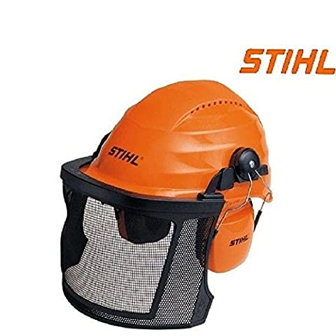 Stihl Aero Light Chainsaw Brushcutter Protective Safety Helmet & Ear Defenders