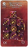 steamforged Spiele Guild Ball Butchers Dice (10Stück)