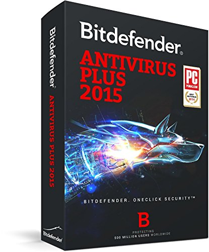 Bitdefender Antivirus Plus 2015 12 Monate / 3 User