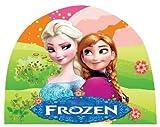 ChenStarUK Beliebte Cartoon Mehrfarbige Kinder Bademütze Junge oder Mädchen Badekappe(Frozen)
