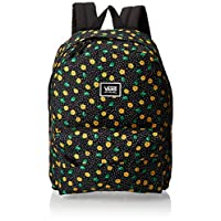 VANS Womens Realm Classic Backpack, Polka Ditsy - VAUI7