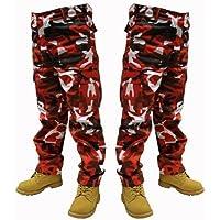 Adulti esercito Combats pantaloni militari misure W30