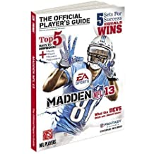 Madden NFL 13: The Official Player's Guide (Prima Official Game Guides) by Gamer Media Inc (2012) Taschenbuch