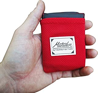 Matador Pocket Blanket Black