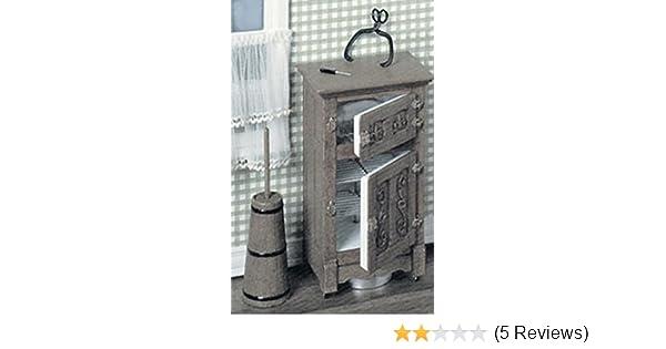 Puppenhaus Chrysnbon Eis Box Set 1:12 Maßstab Modellbausatz F-300